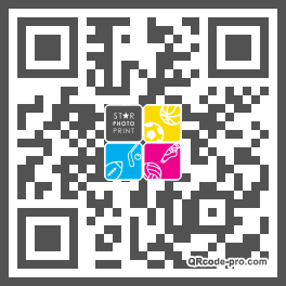 QR code with logo 2kJs0