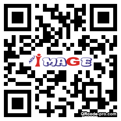 QR code with logo 2kTX0