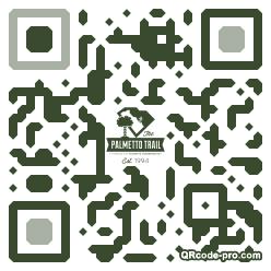 QR code with logo 2kU60