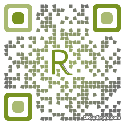 QR code with logo 2kWe0