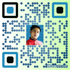 QR code with logo 2kWf0