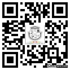 QR code with logo 2kWm0