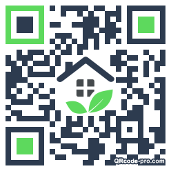 QR code with logo 2kYB0