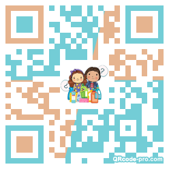 QR code with logo 2kYD0