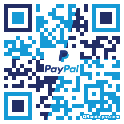 QR code with logo 2kZa0
