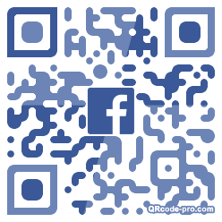 QR code with logo 2km50