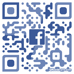 QR code with logo 2kr90