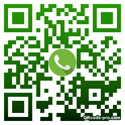 QR code with logo 2kwg0
