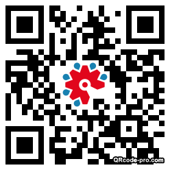 QR code with logo 2ky70