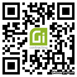 QR code with logo 2l300