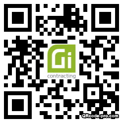 QR code with logo 2l310