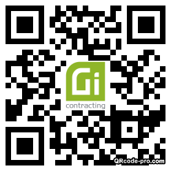 QR code with logo 2l320