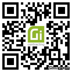 QR code with logo 2l380