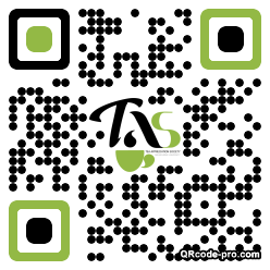 QR code with logo 2l3a0