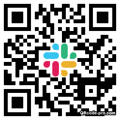 QR code with logo 2l5p0