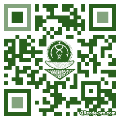 QR code with logo 2l6s0