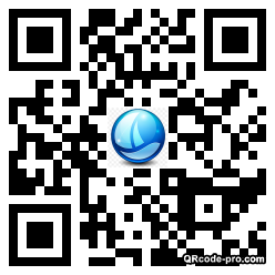 QR code with logo 2l8t0
