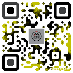 QR code with logo 2lBa0