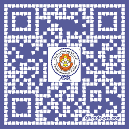 QR code with logo 2lBc0