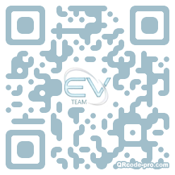 QR code with logo 2lBo0