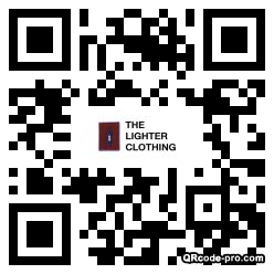 QR code with logo 2lLM0