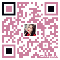 QR code with logo 2lNe0