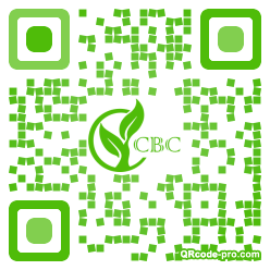 QR code with logo 2lTe0