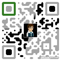 QR code with logo 2lYz0