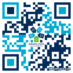 QR code with logo 2lid0
