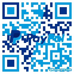 QR code with logo 2lkh0