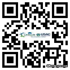 QR code with logo 2m5s0