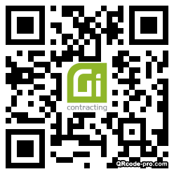 QR code with logo 2mDr0