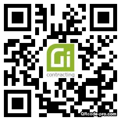 QR code with logo 2mEB0