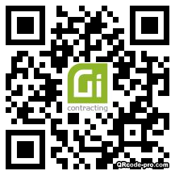 QR code with logo 2mEm0