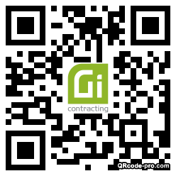 QR code with logo 2mEo0
