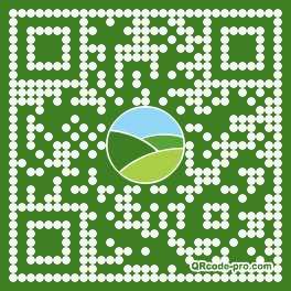 QR code with logo 2mHM0