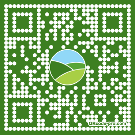 QR code with logo 2mHR0