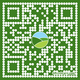 QR code with logo 2mHT0