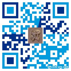 QR code with logo 2mMq0