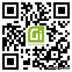 QR code with logo 2mNJ0
