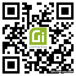 QR code with logo 2mNf0