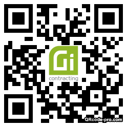 QR code with logo 2mNr0