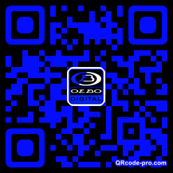 QR code with logo 2mPj0