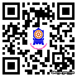 QR code with logo 2mQj0