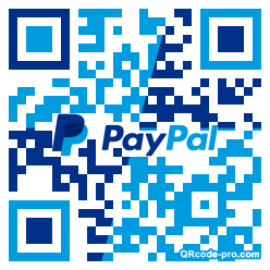 QR code with logo 2mSH0