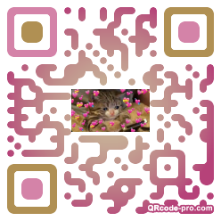 QR code with logo 2mTK0