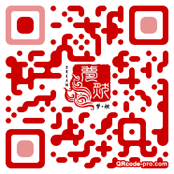 QR code with logo 2mTN0