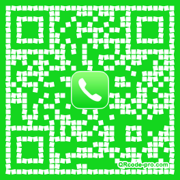 QR code with logo 2mbx0