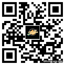 QR code with logo 2mgf0