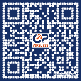 QR code with logo 2mlG0